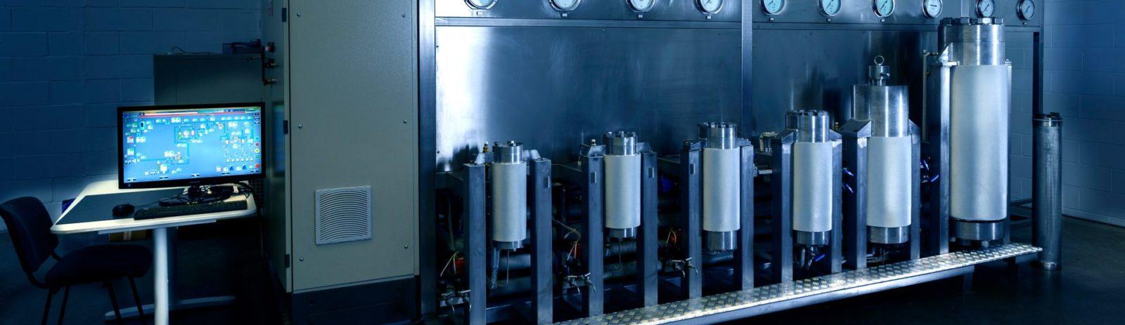 CO2 Supercritica come solvente